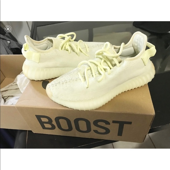 quality design 1c759 14966 Yeezy Boost 350 V2 Butter